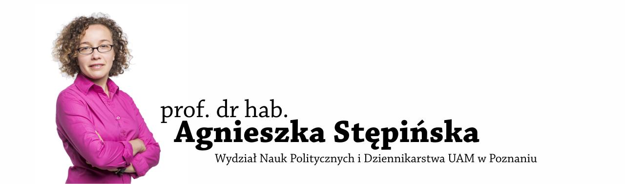 Agnieszka Stępińska